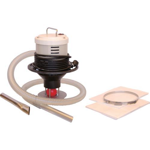 ■アクアシステム 乾湿両用電動式掃除機(100V) オープンペール缶専用 EVC-550 【4747453:0】