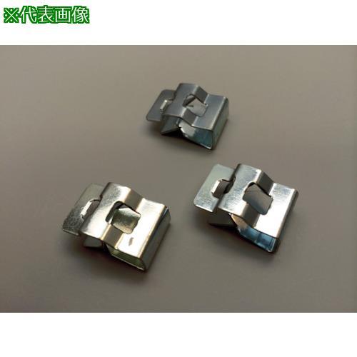■パンドウイット クリップ型固定具 (100個入)  〔品番:MCMS30-P-C〕【4774621:0】