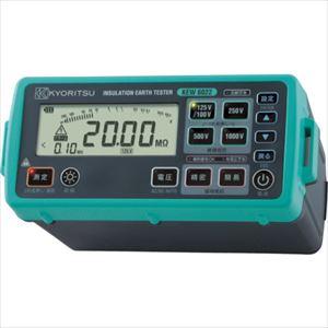 ■KYORITSU 6022L デジタル絶縁・接地抵抗計(L型プローブモデル) KEW6022L 共立電気計器(株)【4796608:0】