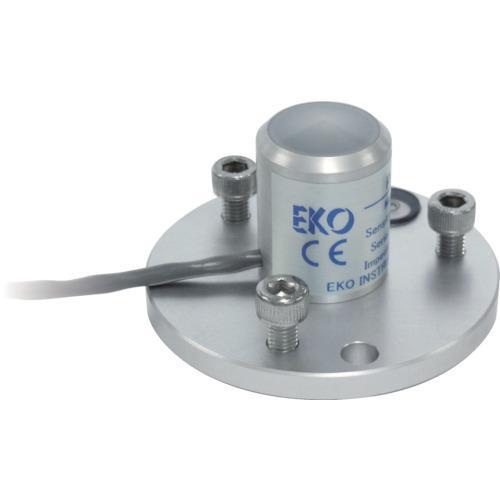 ■EKO 小型センサー日射計 標準コード5m 水平調整台付き ML-01 英弘精機(株)【4849809:0】