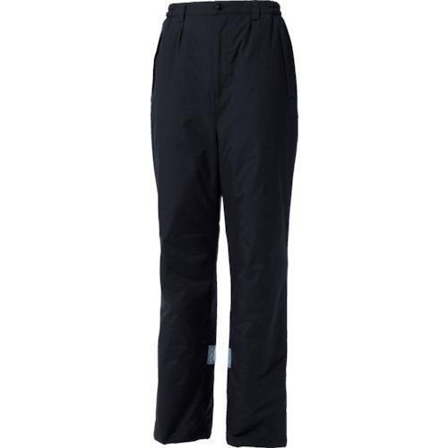 ■TRUSCO 暖かパンツ Mサイズ ブラック TATBP-M-BK トラスコ中山(株)【4878051:0】