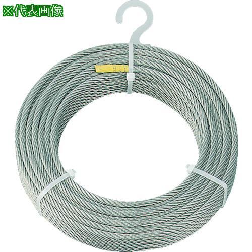 ■TRUSCO ステンレスワイヤロープ Φ3.0MMX100M  CWS-3S100 【4891384:0】