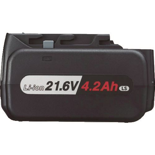 ■Panasonic 21.6V 4.2Ahリチウムイオン電池パック EZ9L62 【4917081:0】