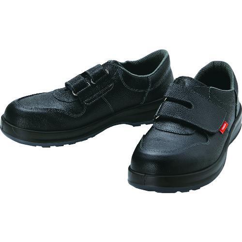 ■TRUSCO 安全靴 短靴マジック式 JIS規格品 23.5cm TRSS18A-235 トラスコ中山(株)【4933125:0】