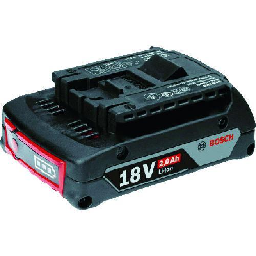 ■ボッシュ バッテリー スライド式 18V2.0Ahリチウムイオン A1820LIB ボッシュ(株)【4934792:0】