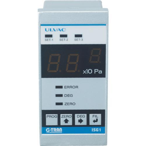 ■ULVAC 大気圧ピラニ真空計 SW1&ISG1(AC100V) SW1-ISG1-100V 【4962893:0】