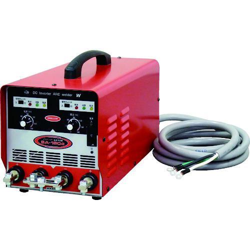 ■スワロー 電機 インバーター直流溶接機 単相200V SA-180A スワロー電機【4963881:0】