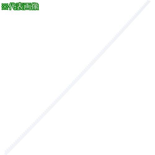 ■パンドウイット 自在ブッシュ 溝付き・定尺タイプ ナチュラル (100本入)  〔品番:GE85-C〕【4973518:0】