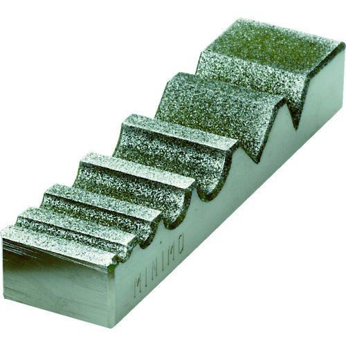 ■ミニモ 成形用電着ダイヤモンドドレッサー R-Vタイプ  PA4102 【4998235:0】