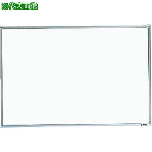 ■TRUSCO スチール製ホワイトボード 白暗線入り 600X900 GH-122A トラスコ中山(株)【5204313:0】