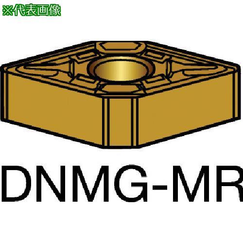■サンドビック T-Max P 旋削用ネガ・チップ 2035(10個) DNMG 【5703760×10:0】