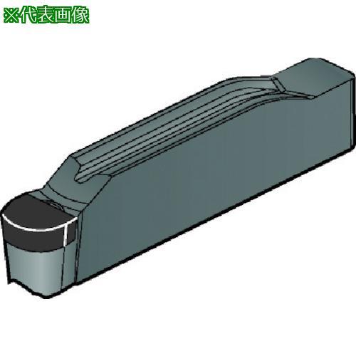 ■サンドビック コロカット3 溝入れ・倣い加工用チップ 1125(10個) N123T3-0200-RS 【5723850×10:0】