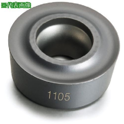 ■サンドビック コロターン107 旋削用ポジ・チップ 1105(10個) RCMT 【6009719×10:0】
