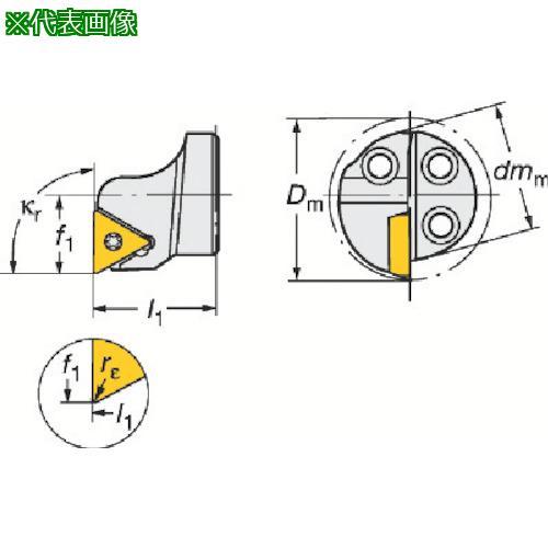 ■サンドビック コロターンSL コロターン111用カッティングヘッド 570-STFPL-20-11 【6013244:0】