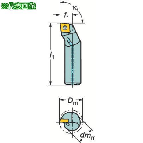 ■サンドビック コロターン111 ポジチップ用ボーリングバイト A12M-SCLPR 【6013813:0】