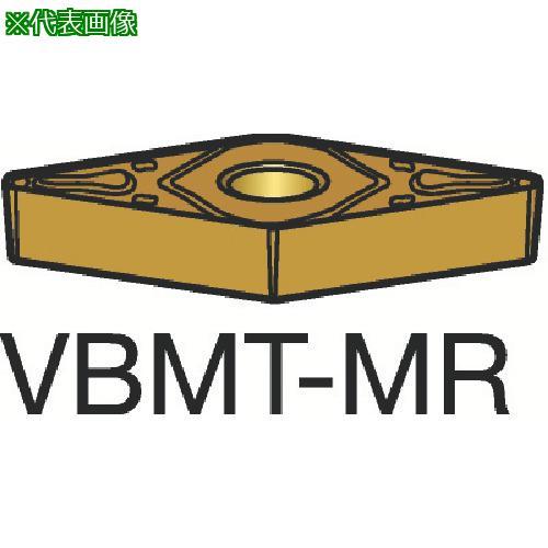 ■サンドビック コロターン107 旋削用ポジ・チップ 1105(10個) VBMT 【6016421×10:0】