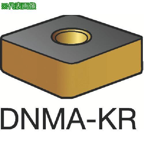 ■サンドビック T-Max P 旋削用ネガ・チップ 3210(10個) DNMA 【6051936×10:0】