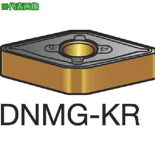 ■サンドビック T-Max P 旋削用ネガ・チップ 3210(10個) DNMG 【6052398×10:0】
