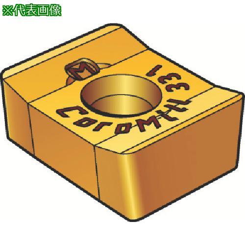 ■サンドビック コロミル331用チップ 1040(10個) N331.1A-08 【6066089×10:0】