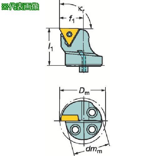 ■サンドビック コロターンSL コロターン107用カッティングヘッド 570-STFCR-20-11-B1 【6068391:0】