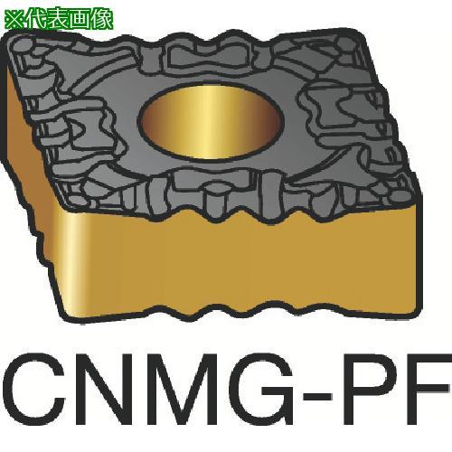 ■サンドビック T-Max P 旋削用ネガ・チップ 1525(10個) CNMG 【6068723×10:0】