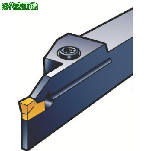 ■サンドビック T-Max Q-カット 突切り・溝入れ用シャンクバイト LF151.23-1616-20M1 【6069649:0】