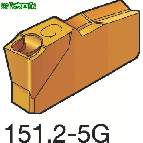 ■サンドビック T-Max Q-カット 突切り・溝入れチップ 3020(10個) N151.2-400-40-5G 【6075011×10:0】