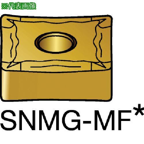 ■サンドビック T-Max P 旋削用ネガ・チップ 235(10個) SNMG 【6076203×10:0】