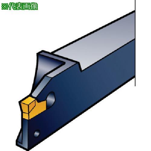 ■サンドビック T-Max Q-カット 突切り・溝入れ用シャンクバイト L151.20-1212-25 【6097391:0】
