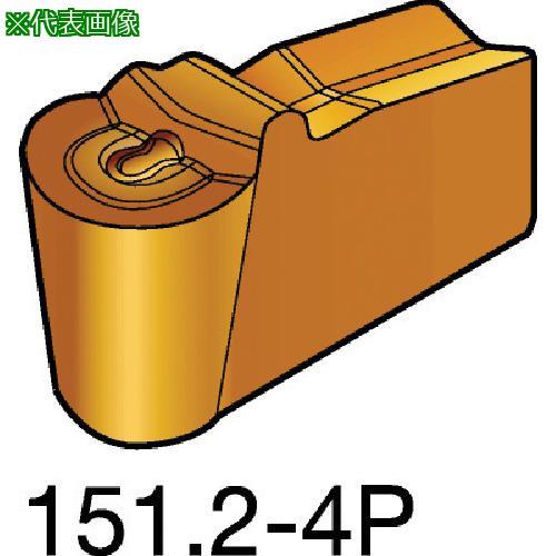 ■サンドビック T-Max Q-カット 突切り・溝入れチップ 1125(10個) N151.2-300-30-4P 【6098762×10:0】