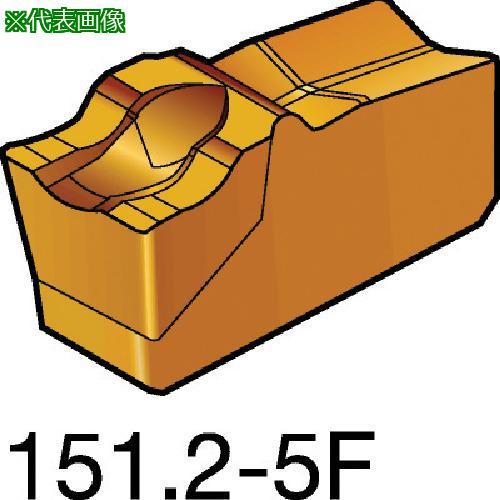 ■サンドビック T-Max Q-カット 突切り・溝入れチップ 2135(10個) R151.2-400 【6099521×10:0】