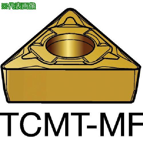 ■サンドビック コロターン107 旋削用ポジ・チップ 2015(10個) TCMT 【6106722×10:0】