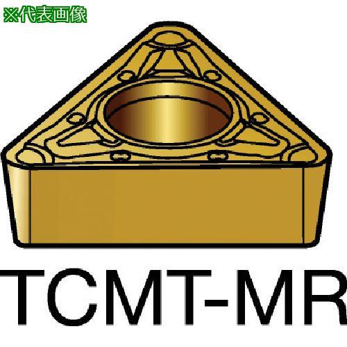 ■サンドビック コロターン107 旋削用ポジ・チップ 2035(10個) TCMT 【6106854×10:0】