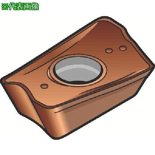 ■サンドビック コロミル390用チップ H13A(10個) R390-17 【6122698×10:0】