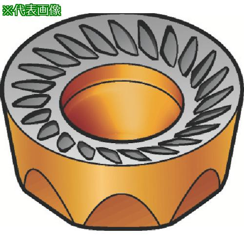 ■サンドビック コロミル200用チップ 530(10個) RCKT 【6141714×10:0】