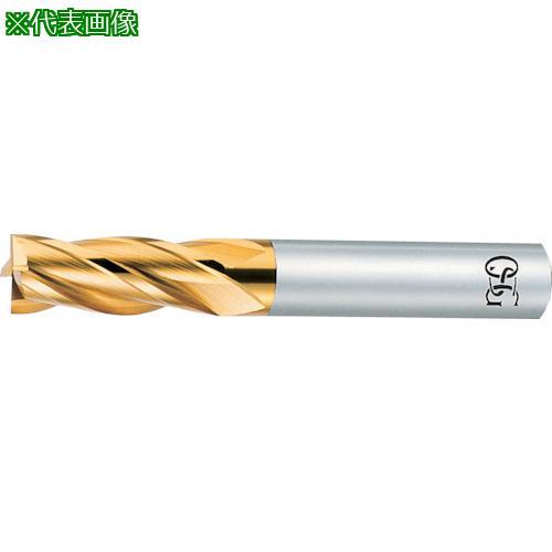 ■OSG ハイスエンドミル TIN 多刃ショート 20 88230 EX-TIN-EMS-20 オーエスジー(株)【6314970:0】