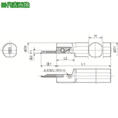 ■京セラ 内径加工用ホルダ S25.0G-SVNR12SN 京セラ(株)【6488692:0】