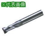 ■三菱K 2枚刃超硬エンドミル(ミドル刃長) ノンコート 7.3mm C2MSD0730 【6592201:0】
