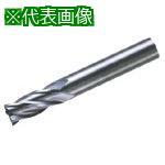 ■三菱K 4枚刃超硬センタカットエンドミル(ミドル刃長) ノンコート 20mm C4MCD2000 【6594182:0】