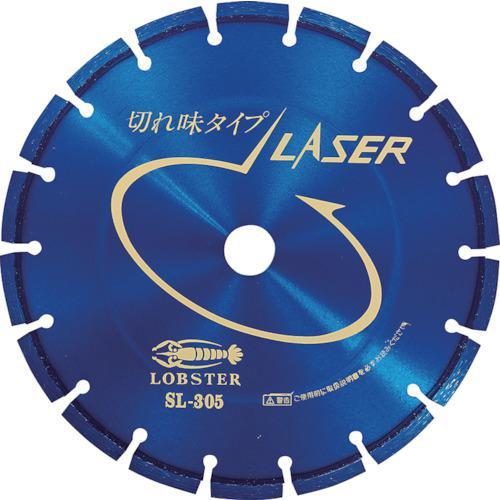 ■エビ ダイヤモンドホイール レーザー(乾式) 304MM 穴径30.5MM  SL30530.5 【7509090:0】