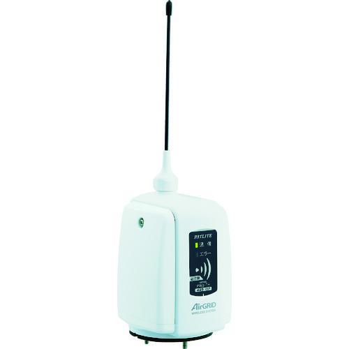 ■パトライト ワイアレスコントロールユニット 送信機タイプ 高速版 白 PWS-THN-W (株)パトライト【7514841:0】