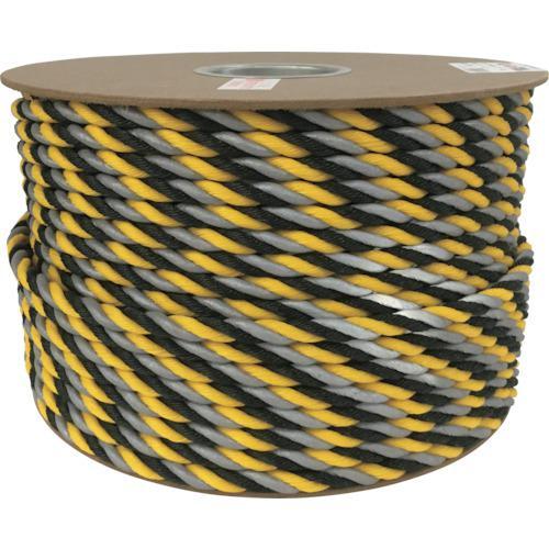 ■ユタカメイク 反射標識ロープ 12φ×100m PRYH-2 (株)ユタカメイク【7541457:0】