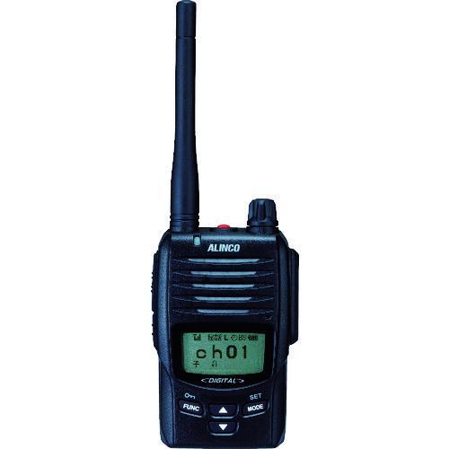 ■アルインコ デジタル登録局無線機5W(RALCWI)大容量バッテリーセット  DJDP50HB 【7562586:0】