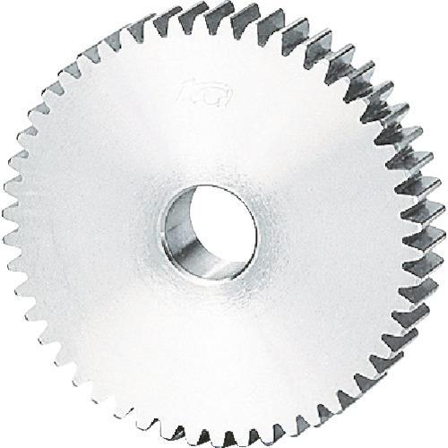 協育歯車工業 歯車 ■KG 格安 平歯車 モジュール1.0 手数料無料 歯数50 7564872:0 S45C A1形 形状A1〔品番:S1S50AM1008F〕