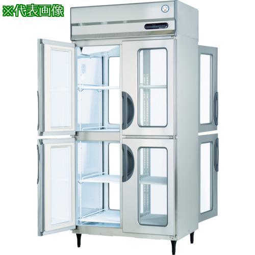 ■福島工業 パススルー冷蔵庫 1147L  〔品番:PRD-120RMD7-G〕直送元【7592116:0】【大型・重量物・個人宅配送不可】