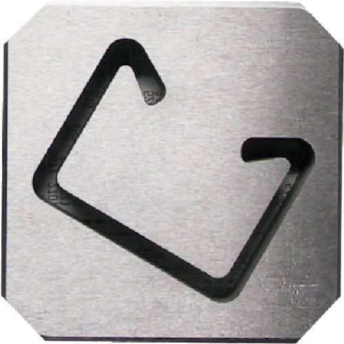 ■モクバ印 レースウエイカッターD用 固定刃  〔品番:D91-2〕【7597347:0】