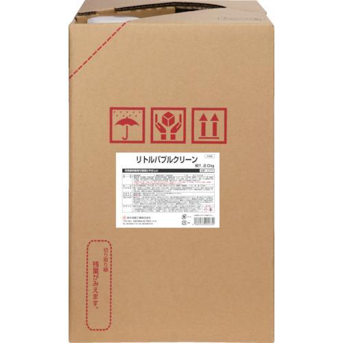 ■SYK リトルバブルクリーン20kg S-2773 鈴木油脂工業(株)【7606427:0】
