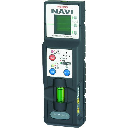 ■タジマ グリーンレーザーレシーバーNAVI  RCV-GNAVI 【7617950:0】