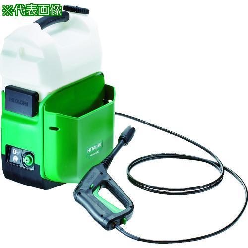 ■HiKOKI 18V コードレス高圧洗浄機 本体のみ AW18DBL-NN 【7620918:0】