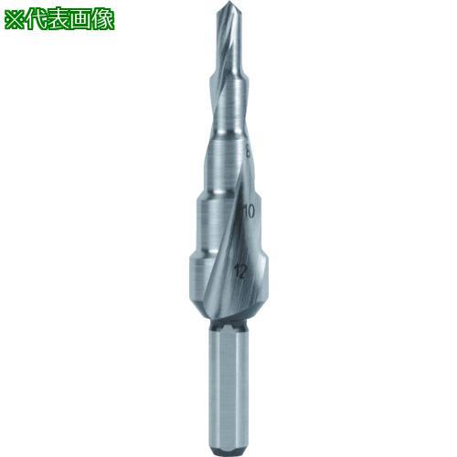 ■RUKO 2枚刃スパイラルステップドリル 30.5mm ハイス 101098 RUKO社【7660049:0】